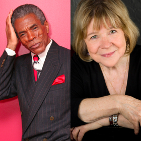Andre De Shields and Marylouise Burke Honored with Richard Seff Awards