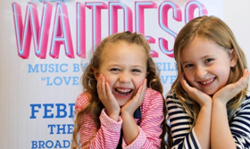 Two Atlanta Girls Selected To Play Lulu in WAITRESS