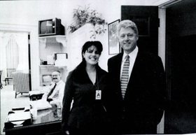 Smithsonian Channel Presents THE LOST TAPES: CLINTON IMPEACHMENT
