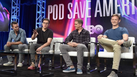 POD SAVE AMERICA Comes to HBO on October 12th