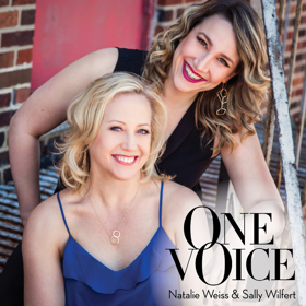 Natalie Weiss & Sally Wilfert Release ONE VOICE EP, Available Today!