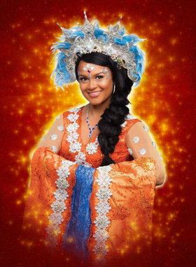 Zoe Birkett Returns To Star In The Hippodrome Pantomime ALADDIN