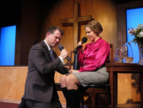 BWW Review: THE CHRISTIANS: Come To Jesus At Chelsea Theatre Works