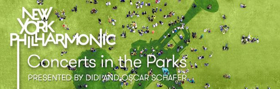 New York Philharmonic Presents Concerts In The Parks, June 11–14 And 16