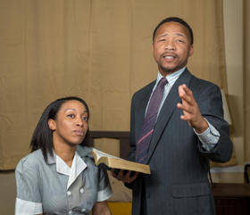 BWW reviews: View from MOUNTAINTOP offers up close and personal look at Martin Luther King