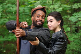 PlayMakers Repertory Company Presents Ken Ludwig's SHERWOOD: THE ADVENTURES OF ROBIN HOOD