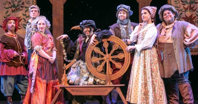 BWW Review: RUMPELSTILTSKIN at Downtown Cabaret Children's Theatre