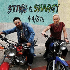 Sting and Shaggy to Tape New Episode of Speakeasy May 24th