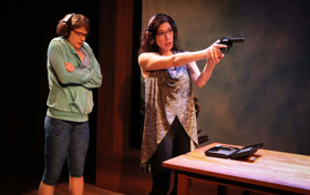 FRIENDS WITH GUNS Extends at Road Theatre Co