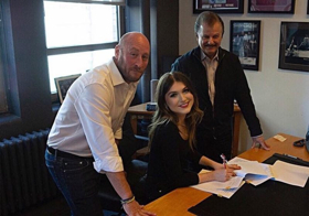Elle Winter Signs to Sony's RED MUSIC