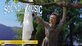 UK Version of THE SOUND OF MUSIC LIVE Heads to BroadwayHD