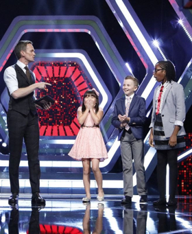 NBC's GENIUS JUNIOR Crowns Its Winning Team As GEEKS ON FLEEK Takes Home the Gold