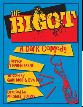 Stephen Payne To Star In The New Dark Comedy THE BIGOT