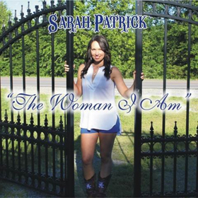 Sarah Patrick to Release THE WOMAN I AM June 15