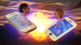 Gruff Rhys Releases New Video 'Selfies in the Sunset' with Lily Cole