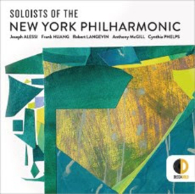 Digital Album SOLOISTS OF THE NEW YORK PHILHARMONIC Available for Preorder