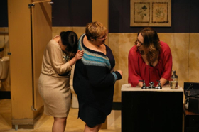 BWW Review: Freshwater Theatre's Triptych of Funny, Poignant, Feminist Plays PREFERRED BY DISCREET WOMEN EVERYWHERE Takes Place in a Women's Bathroom