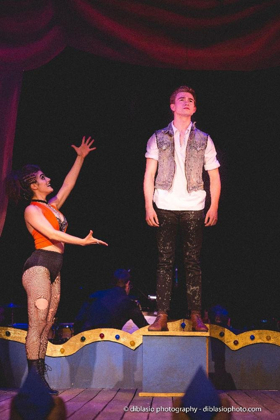 BWW Reviews: PIPPIN helps Weathervane find its corner in the sky