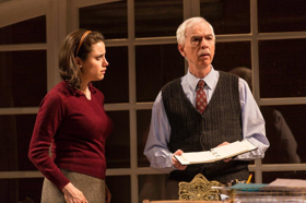 BWW Review: TRYING at George Street Playhouse is a Must-See Play that Brings Together History and Humanity