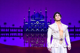 BWW Review: ALADDIN Converts the Pantages into A Whole New World