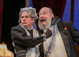 BWW Review: CHARLEYS AUNT at The Shakespeare Theatre of NJ is a Comedic Jewel