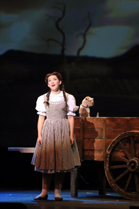 BWW Previews:  Wizard of Oz opens at The Playhouse Nov 14