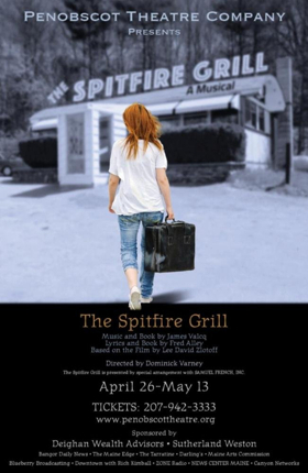 Penobscot Theatre Co Closes Season with THE SPITFIRE GRILL