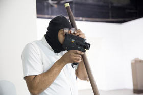 Red Bull Arts New York Presents Artist Eric Wesley's 'The Bell, Mannahatta' At NADA