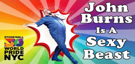 John Burns Returns to the Duplex Cabaret Theatre