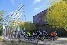 Tour Scottsdale Public Art With Cycle The Arts