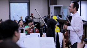 North and South Korean Musicians Attempt to Harmonize in 9 AT 38 Documentary Screening at the 2018 Tribeca Film Festival