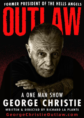 Former Hells Angel George Christie Stars in One-Man Show, 'Outlaw'