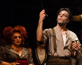 BWW Review: Arizona Broadway Theatre Presents SWEENEY TODD ~ A Cut Above!
