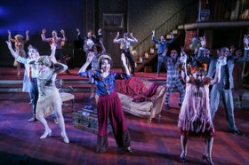 BWW Review: Syracuse University Department of Drama Presents an Intoxicating Production of THE WILD PARTY