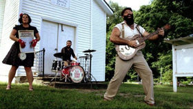 The Reverend Peyton's Big Damn Band Releases New Video 'You Can't Steal My Shine'