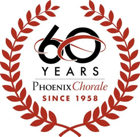 Phoenix Chorale Announces 60th Anniversary Season