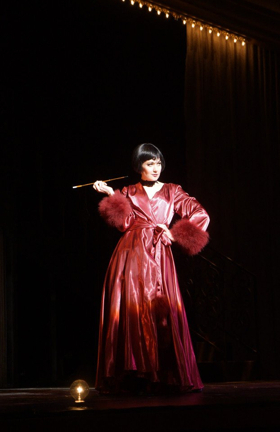 BWW Review: Moonbox Productions' CABARET Sizzles and Dazzles