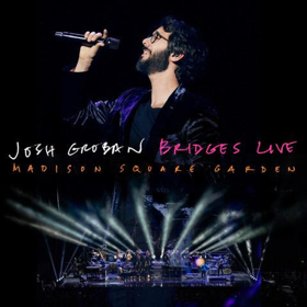 Josh Groban's Live Album to be Released This Friday