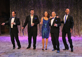BWW Review: THE RAT PACK LOUNGE at The Cortland Repertory Theatre Downtown is a Wonderful Escape Back in Time