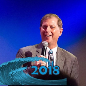 Stephen Hanks Launches New Bi-Monthly Variety Series—Cabaret Campaigns: Ride The Blue Wave 2018