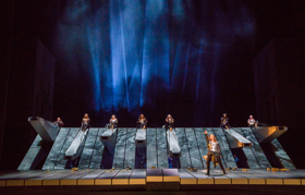 BWW Showstopper: Ride 'Em, Valkyries, in Part Two of the Met's RING CYCLE