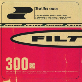 Craft Recordings to Re-Issue Filter's Debut 'Short Bus'