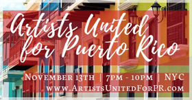 Step1 Theater Project to Host ARTISTS UNITED FOR PUERTO RICO Benefit