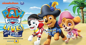 It's All Paws On Deck in Salt Lake City for PAW PATROL LIVE