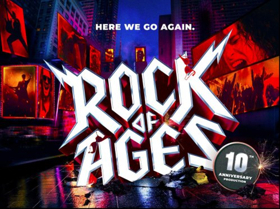 ROCK OF AGES Will Return This Summer for 10th Anniversary Production at New World Stages