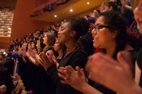 Over 1,000 Student Singers to Celebrate the 30th Anniversary of the Annual High School Choir Festival