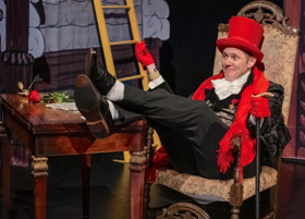 BWW Review: TALES REAL & IMAGINED is an Imaginative Look at the Life of HANS CHRISTIAN ANDERSON