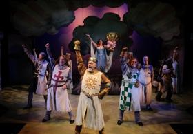 BWW Review: MONTY PYTHON'S SPAMALOT