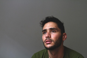 Andrew Rincón receives the 2019/2020 New Light New Voices Award