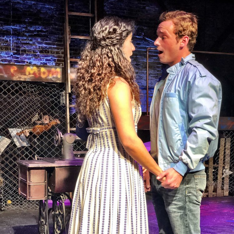 BWW Review: WEST SIDE STORY Comes Alive in Immersive Production at Theater West End in Sanford, FL
